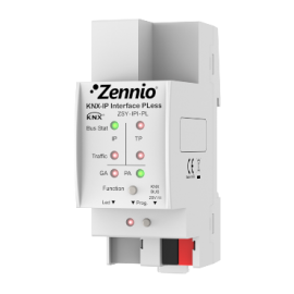KNX-IP Interface PLess - ZSY-IPI-PL - Zennio
