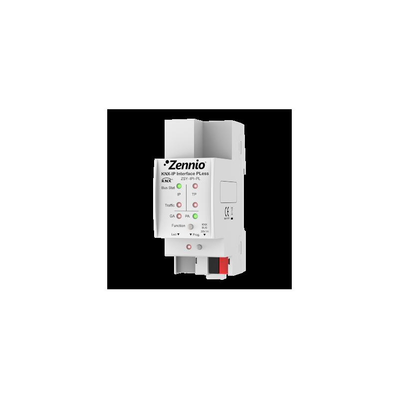 KNX-IP Interface PLess - ZSY-IPI-PL - Zennio