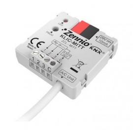 KLIC-MITT - Passerelle Mitsubishi Electric-KNX - Zennio - ZCL-MITT