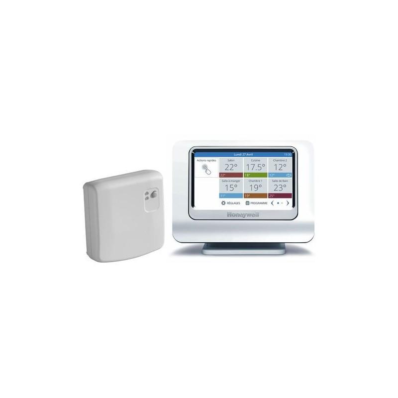 Pack Thermostat  EVOHOME WIFI - Honeywell - ATP921R3100