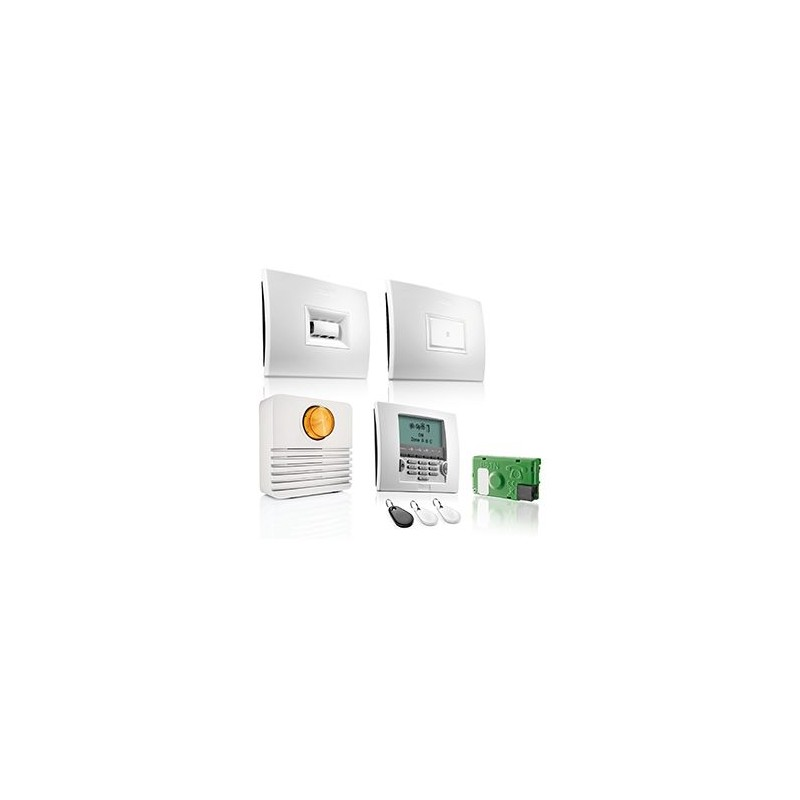 Alarme protexial io connect pack maison somfy 1875144 for Alarmes maison somfy