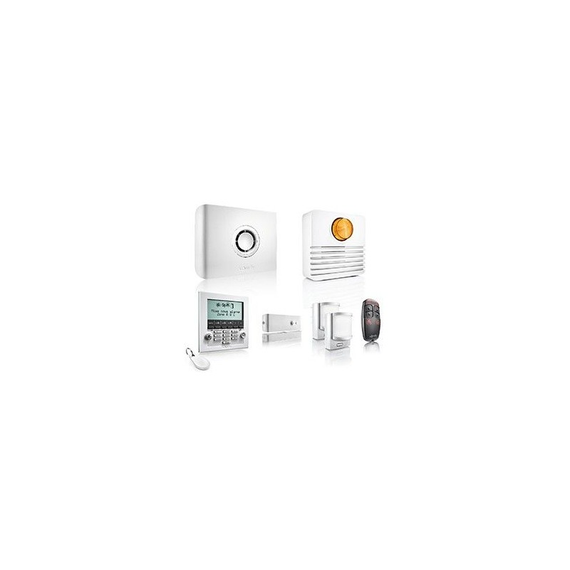 Pack alarme Protexiom Ultimate GSM - Somfy - 2401427