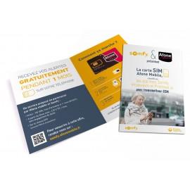 Carte SIM Afone - Somfy - 2401454