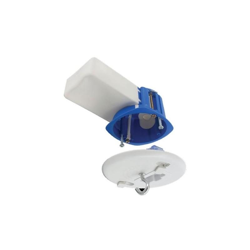 Boîte cloison étanche pour micro module (version Point de Centre) - BLM - BLI686510