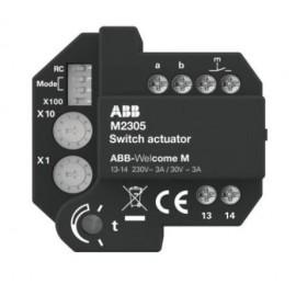 Relais actionneur ABB Welcome M - ABB - WM0808