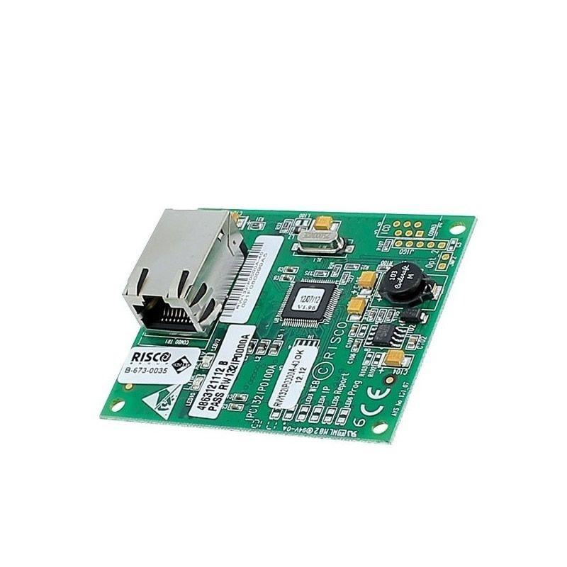 Module Plug-in de communication TCP/IP Agility 2 / 3 LightSYS - RISCO - RA/IP