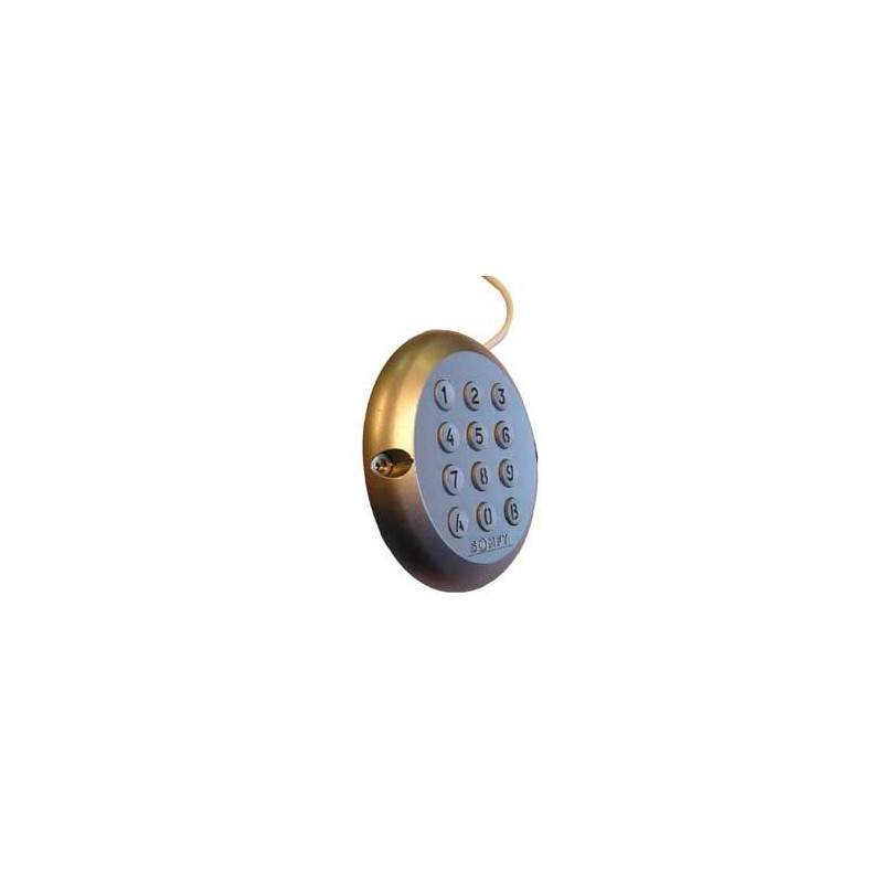 Clavier à code filaire - Somfy - 2400581