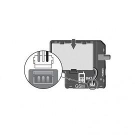 Batterie pour module GSM centrale d'alarme - Somfy - 2401147