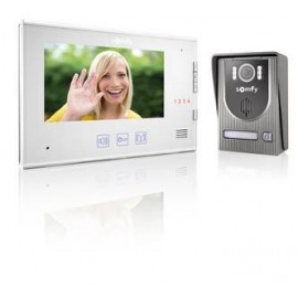Portier Visiophone V250 - Somfy - 2401445