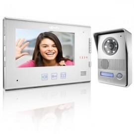 Portier Visiophone V400 1.2 Blanc - Somfy - 2401296