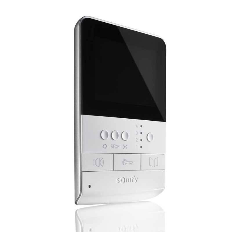 Moniteur supplémentaire pour visiophone V100 - Somfy - 2401384
