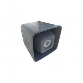 Corne haut-parleur / sirène pour BirdGuard (incl. Amplifier en BirdGuard), 100dB - DoorBird