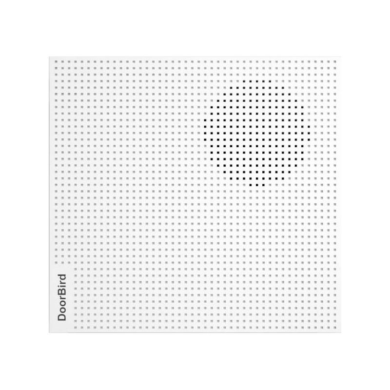 Carillon IP - Blanc- DoorBird - A1061W