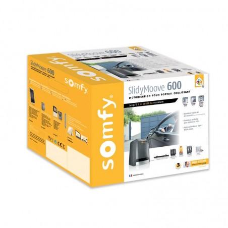 Slidymoove 600 - Motorisation pour portail coulissant - Somfy - 2401406
