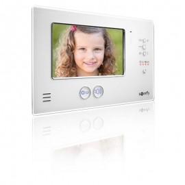 Moniteur supplémentaire pour Visiophone V200 - Blanc - Somfy - 2401250