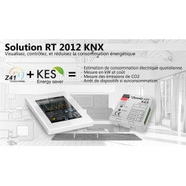 Solution RT 2012 KNX - Zennio