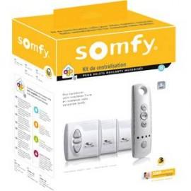 Kit de centralisation pour volets roulants - Somfy - 2401071