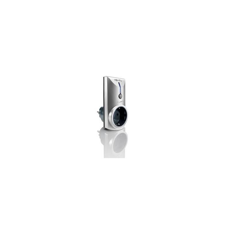 Prise télécommandée intérieure variateur 100 W RTS - Somfy - 2401092