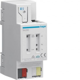 TH210- Routeur IP/KNX - Hager