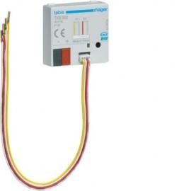 TXB302 - Module KNX 2 entrées à encastrer - Hager