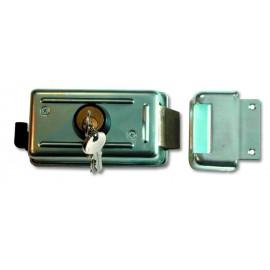 Serrure électrique avec canon 24 V - Somfy - 9011073