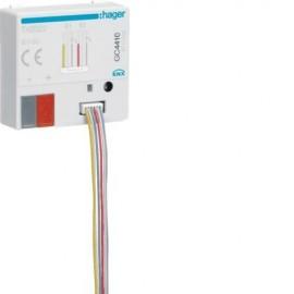 TXB322 - Module KNX 2 entrées à encastrer + 2 sorties LED - Hager