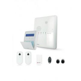 Kit 2 alarme AGILITY sans fil - IP/GSM/GPRS - RISCO