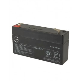 Batterie 6 V – 1,2 Ah
