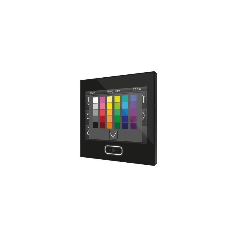 """Z35 - Écran tactile capacitif avec écran de 3.5"""" - Zennio"""