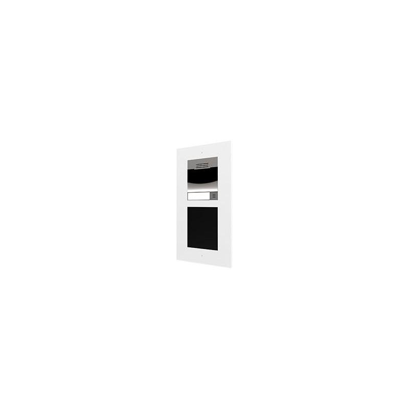 Vidéo-portier - Unité basique avec caméra - GetFace IP - Zennio