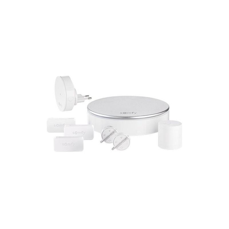 pack alarme connect somfy home alarm somfy protect. Black Bedroom Furniture Sets. Home Design Ideas
