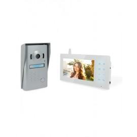 Portier vidéo couleur sans fil – SEDEA - IV200