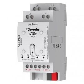 KES Plus - Compteur d'énergie électrique KNX - Zennio - ZIO-KESP