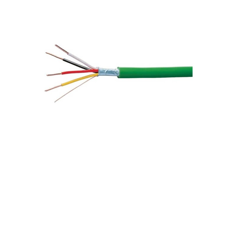 TG018 - Cable bus KNX longueur 100m - Hager