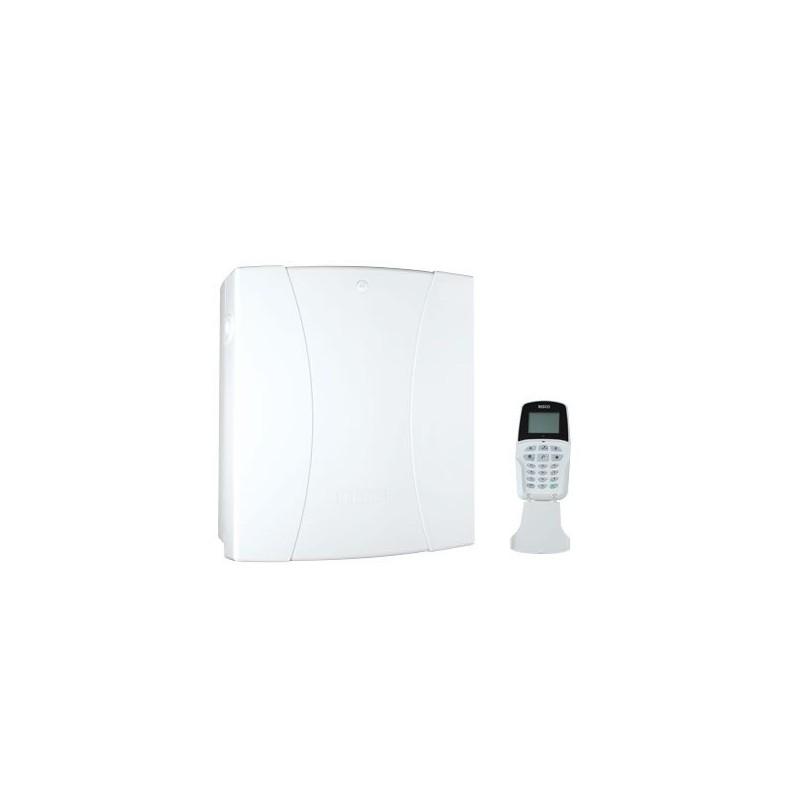 KIT Centrale de base filaire + clavier - LightSYS-2 - RISCO - RM432PK0100D