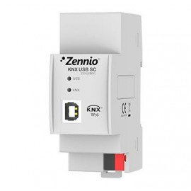 Interface KNX USB SC - Zennio - ZSYUSBSC
