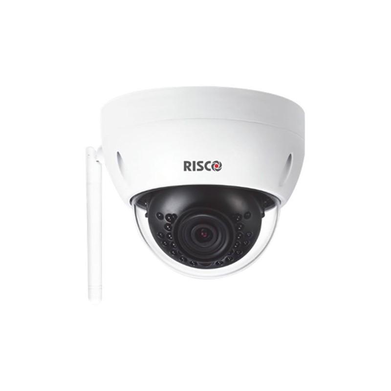 Caméra dôme - IP / WiFi - 1,3 MP - IR 30m - IP67 - RISCO - RVCM32W0200A