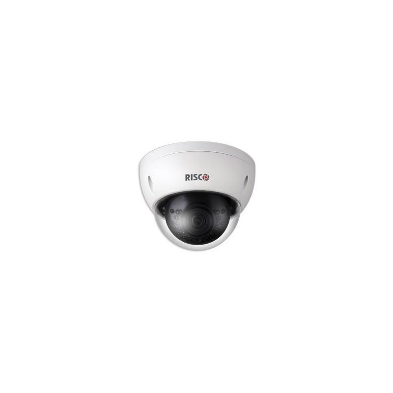Caméra dôme - IP / PoE - 2 MP - IR 30m - IP67 - RISCO - RVCM32P1000A