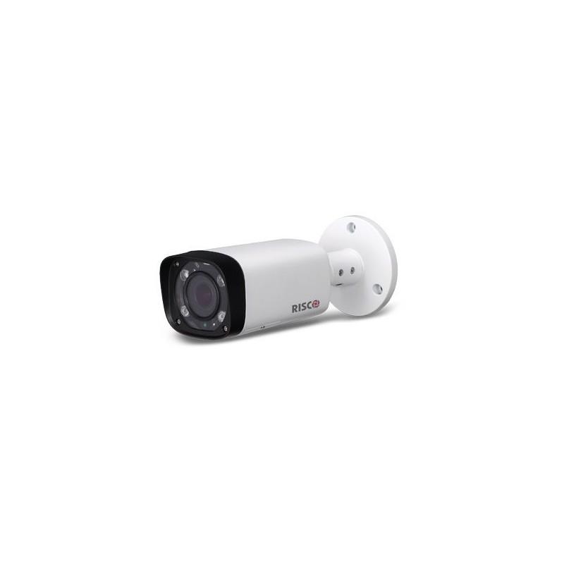 Caméra IP - 2MP - IR60m - PoE - IP67 - Varifocale Motorisé - RISCO - RVCM52P1300A