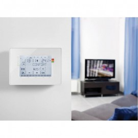 Thermostat connecté - radio fil pilote  - Somfy