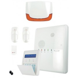 Kit 4 alarme AGILITY sans fil - IP/RTC - RISCO