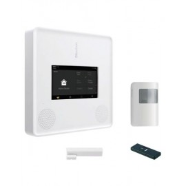 KIT 1 Alarme radio – IP WIFI / GSM / GPRS - Touch WLS - SILENTRON