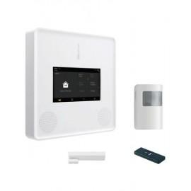 KIT 1 Alarme radio Silenya – IP / GSM / GPRS - Touch WLS - SILENTRON