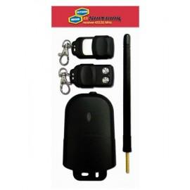 Kit télécommande pour Portail / porte de garage