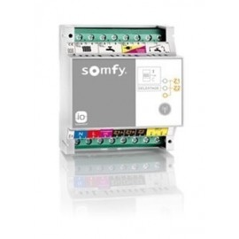 Capteur de consommation électrique - 3 anneaux de mesure - Effet joule - Somfy - 1822451
