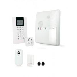 Kit 5 alarme AGILITY sans fil - IP – GSM/ GPRS - RISCO