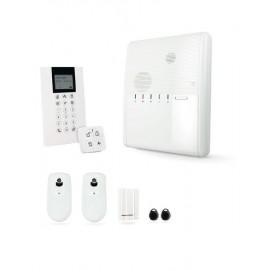 Kit 6 alarme AGILITY sans fil - IP – GSM/ GPRS - RISCO