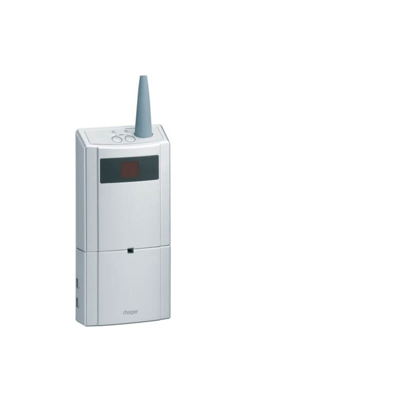 TRC120 - Interface alarme LS radio / bus KNX - Hager