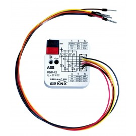Interface KNX universelle, 4 voies, ME US/U4.2 - ABB