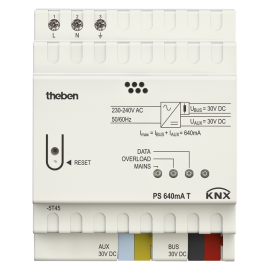 PS 640 mA T KNX -...